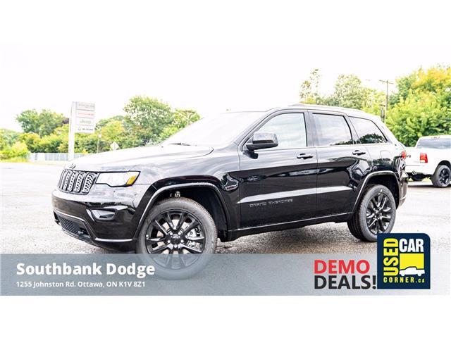 2021 Jeep Grand Cherokee Laredo (Stk: 210637) in OTTAWA - Image 1 of 23