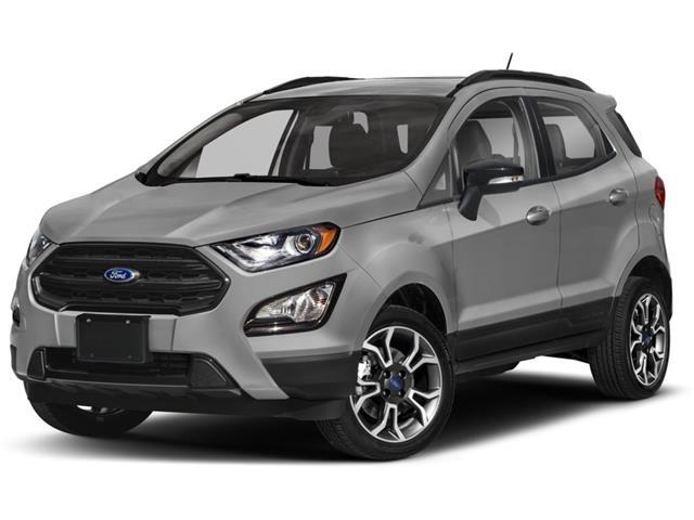 2019 Ford EcoSport SES MAJ6S3JL3KC280759 A4594 in Saskatoon
