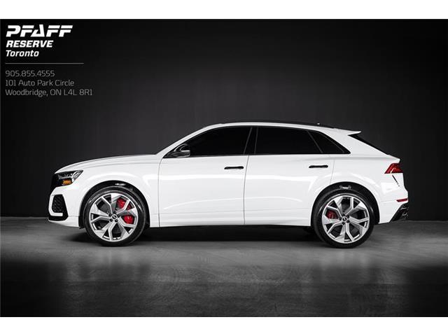 2021 Audi RS Q8 4.0T (Stk: MU2837) in Woodbridge - Image 1 of 17