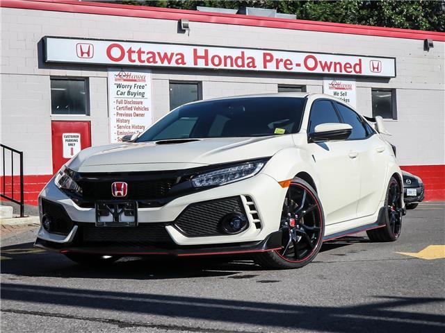2018 Honda Civic Type R Base (Stk: 348581) in Ottawa - Image 1 of 25