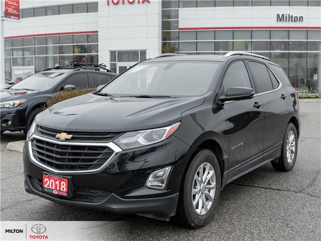 2018 Chevrolet Equinox 1LT (Stk: 303467) in Milton - Image 1 of 22