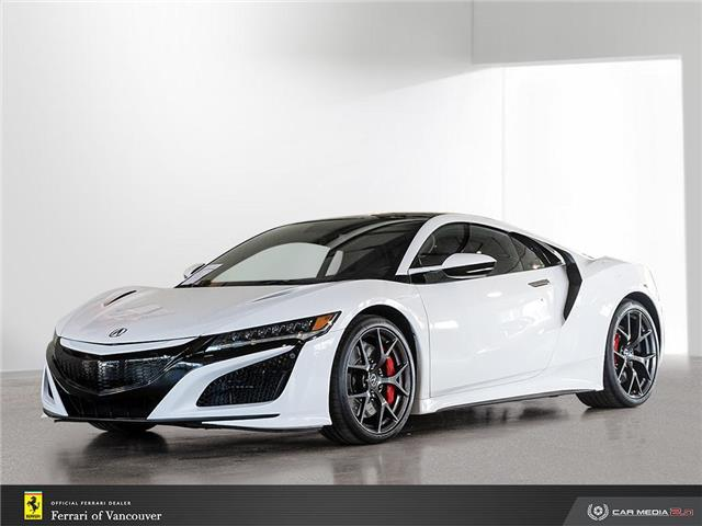 2020 Acura NSX Base (Stk: U0621) in Vancouver - Image 1 of 10
