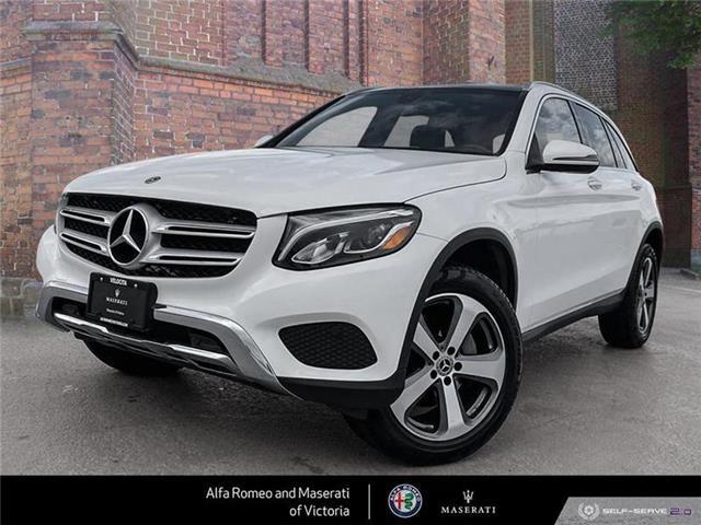2018 Mercedes-Benz GLC 300 Base (Stk: 906300) in Victoria - Image 1 of 22