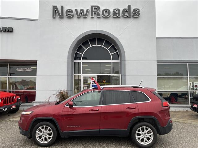 2015 Jeep Cherokee North (Stk: 25817T) in Newmarket - Image 1 of 13