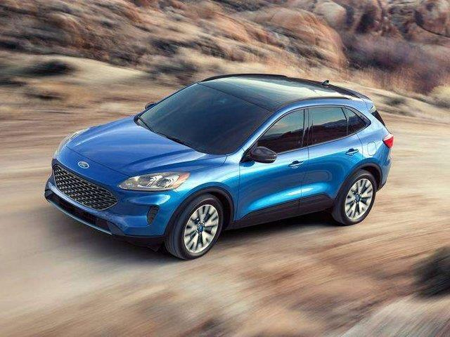2020 Ford Escape S (Stk: 54) in Golden - Image 1 of 1