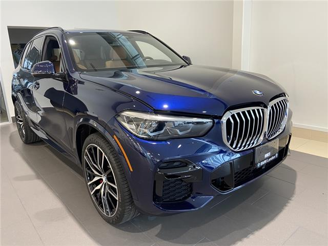 2022 BMW X5 xDrive40i (Stk: B2033) in London - Image 1 of 10