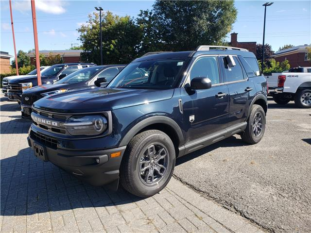 2021 Ford Bronco Sport Big Bend (Stk: 2105150) in Ottawa - Image 1 of 14