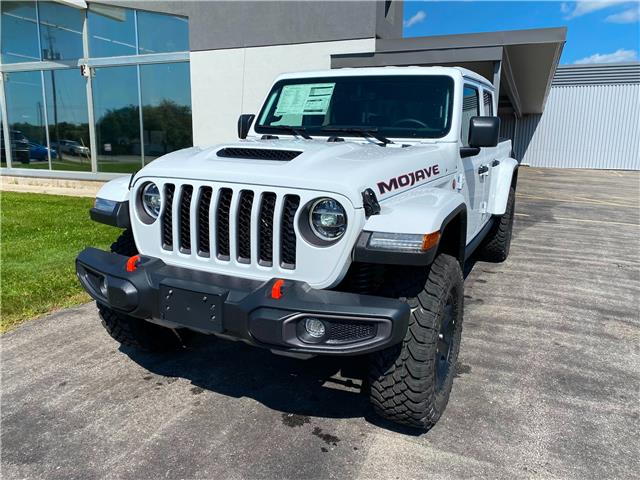 2021 Jeep Gladiator Mojave (Stk: 21146) in Meaford - Image 1 of 22