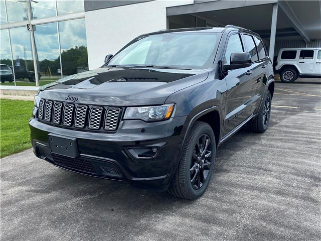 2021 Jeep Grand Cherokee Laredo (Stk: 21129) in Meaford - Image 1 of 18