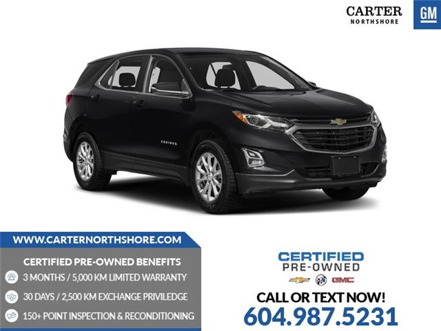 2018 Chevrolet Equinox Premier (Stk: 1D65671) in North Vancouver - Image 1 of 1