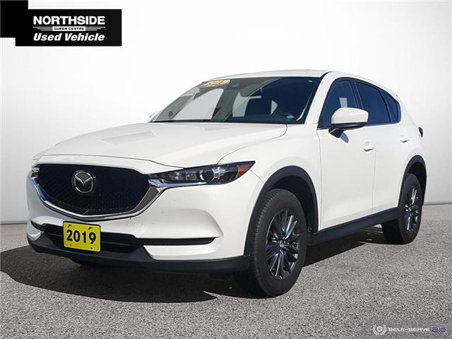 2019 Mazda CX-5 GS (Stk: MP0738) in Sault Ste. Marie - Image 1 of 26