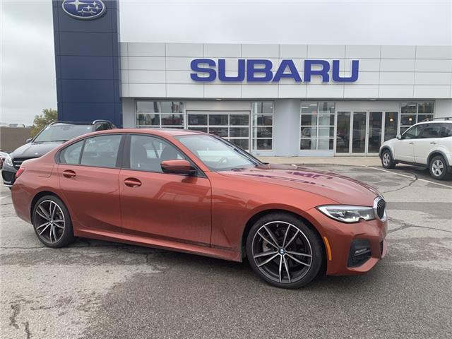 2019 BMW 330i xDrive (Stk: P1148) in Newmarket - Image 1 of 11