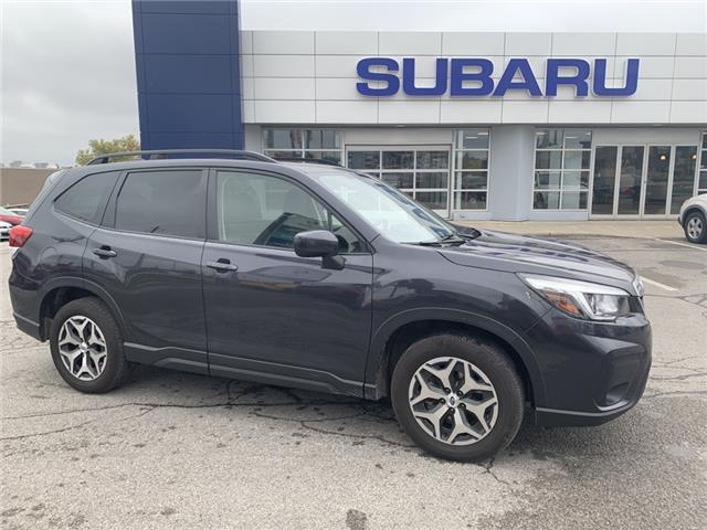 2019 Subaru Forester 2.5i Touring (Stk: P1141) in Newmarket - Image 1 of 11
