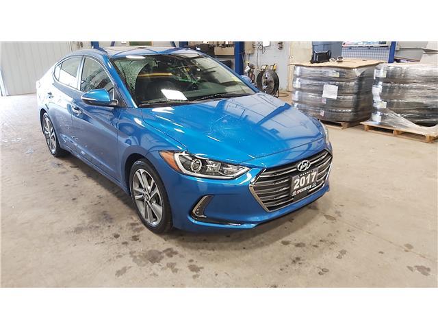 2017 Hyundai Elantra Limited SE (Stk: S2498A) in Sarnia - Image 1 of 20