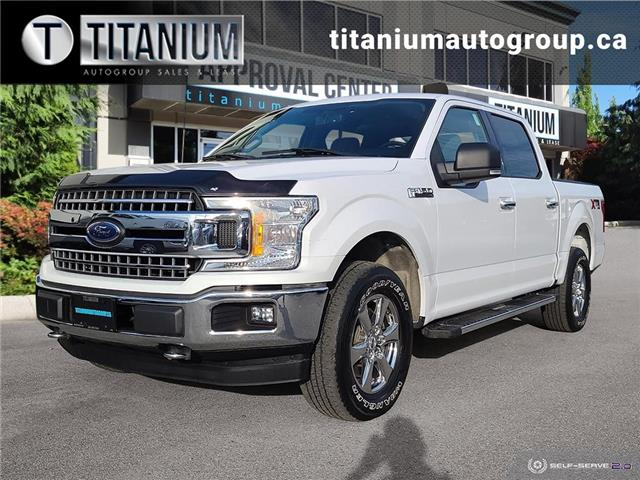 2018 Ford F-150 XLT (Stk: E33315) in Langley Twp - Image 1 of 22