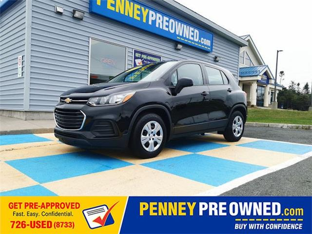 2017 Chevrolet Trax LS (Stk: MB1094) in Mount Pearl - Image 1 of 15