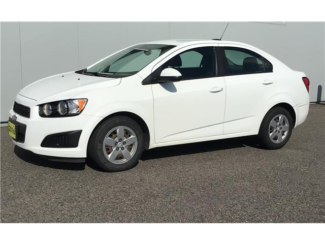 2016 Chevrolet Sonic LS Auto (Stk: V21269B) in Sault Ste. Marie - Image 1 of 1