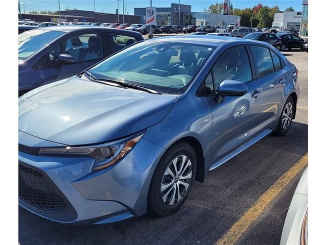 2020 Toyota Corolla Hybrid Base (Stk: P6728) in Sault Ste. Marie - Image 1 of 1