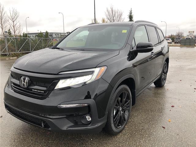 2022 Honda Pilot Black Edition (Stk: H26-0628) in Grande Prairie - Image 1 of 27