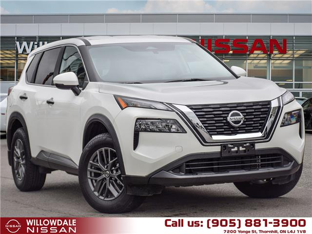 2021 Nissan Rogue S (Stk: C36093) in Thornhill - Image 1 of 25