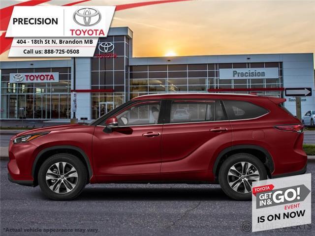 2021 Toyota Highlander XLE (Stk: 21493) in Brandon - Image 1 of 1