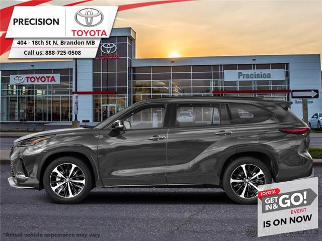 2021 Toyota Highlander XSE (Stk: 21495) in Brandon - Image 1 of 1