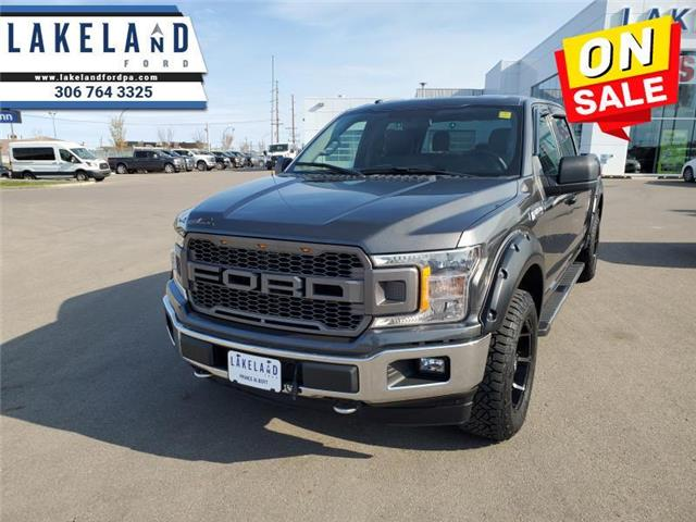 2018 Ford F-150  (Stk: F9287) in Prince Albert - Image 1 of 15