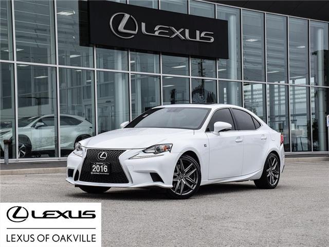2016 Lexus IS 300 Base (Stk: UC8277) in Oakville - Image 1 of 27