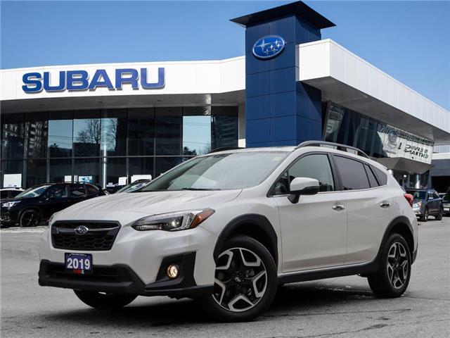 2019 Subaru Crosstrek Limited CVT w-EyeSight Pkg >>Low mileage<< (Stk: 18971A) in Toronto - Image 1 of 9
