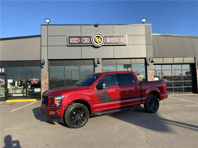2020 Ford F-150  (Stk: UC4223'0') in Thunder Bay - Image 1 of 12