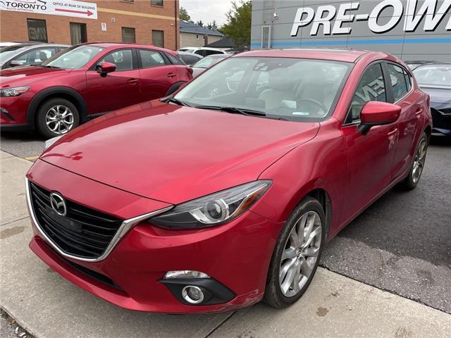 2015 Mazda Mazda3 Sport GT (Stk: 21287A) in Toronto - Image 1 of 19