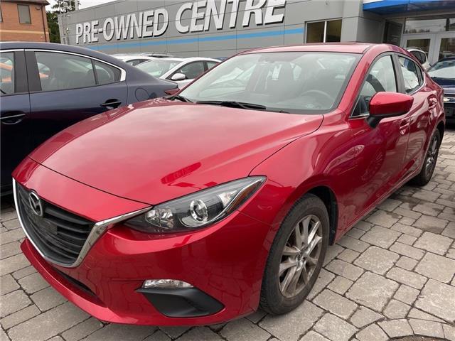 2016 Mazda Mazda3 GS (Stk: P3998) in Toronto - Image 1 of 19