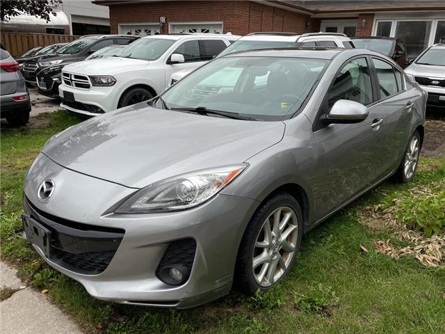 2012 Mazda Mazda3 GT (Stk: 211826A) in Toronto - Image 1 of 19
