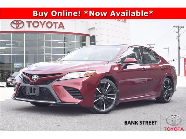 2018 Toyota Camry XSE V6 (Stk: 19-L29488A) in Ottawa - Image 1 of 25