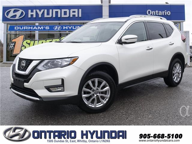 2018 Nissan Rogue SV (Stk: 073965A) in Whitby - Image 1 of 25