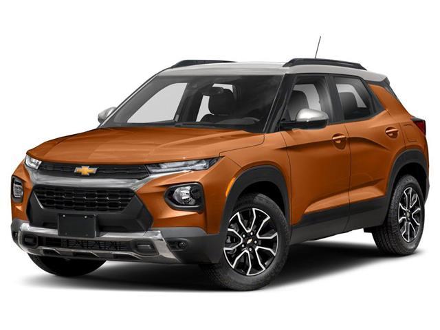 2022 Chevrolet TrailBlazer ACTIV (Stk: NB055293) in Calgary - Image 1 of 9