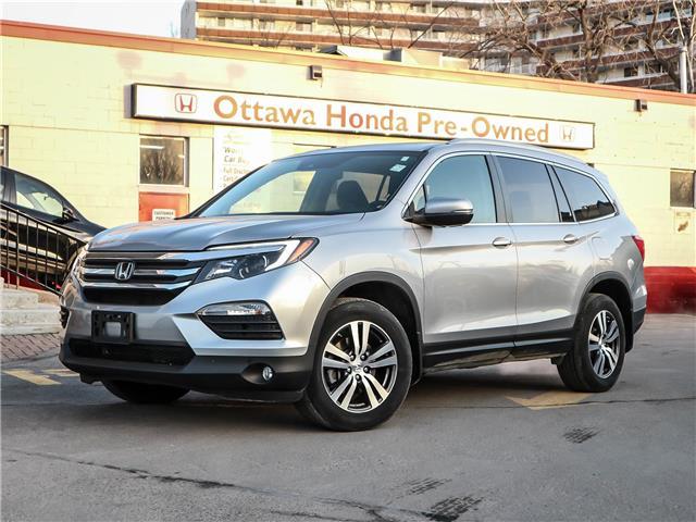 2018 Honda Pilot EX (Stk: H92751) in Ottawa - Image 1 of 28