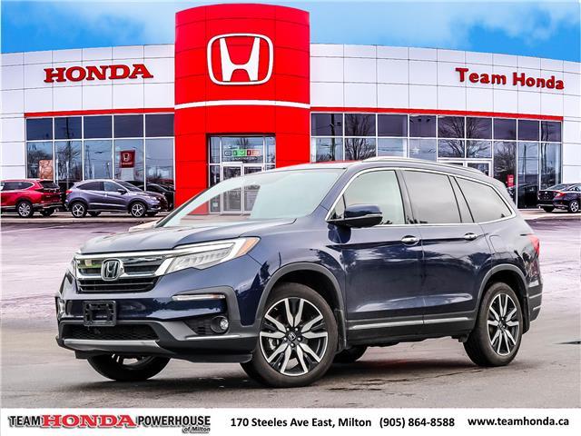 2021 Honda Pilot Touring 7P (Stk: 4014) in Milton - Image 1 of 30