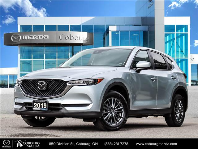 2019 Mazda CX-5 GS (Stk: 21339A) in Cobourg - Image 1 of 28