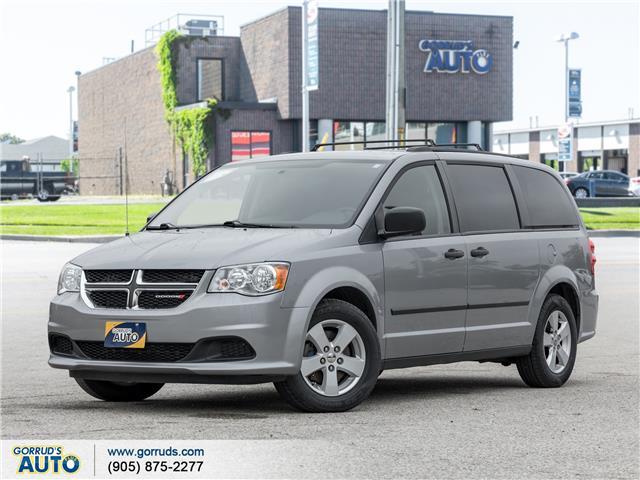 2016 Dodge Grand Caravan SE/SXT (Stk: 331630) in Milton - Image 1 of 20