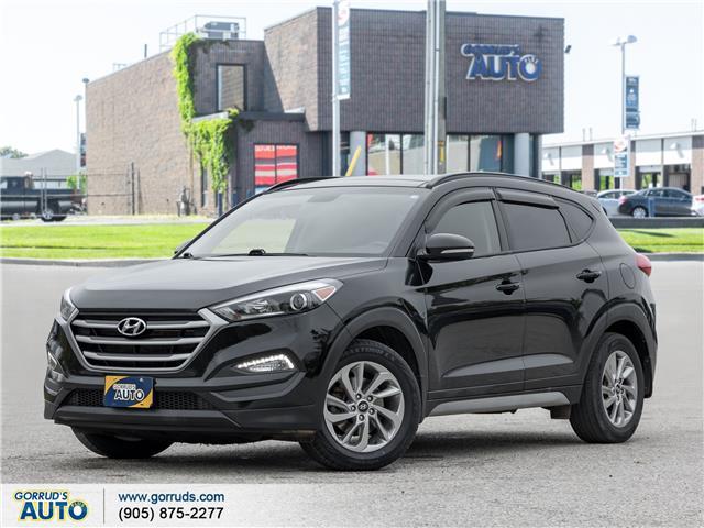 2017 Hyundai Tucson SE (Stk: 511252) in Milton - Image 1 of 22
