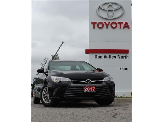 2017 Toyota Camry LE (Stk: 210625A) in Markham - Image 1 of 1