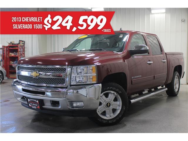 2013 Chevrolet Silverado 1500 LT (Stk: 5966481A) in Winnipeg - Image 1 of 25