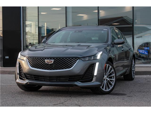 2021 Cadillac CT5 Premium Luxury (Stk: 15121) in Sarnia - Image 1 of 30
