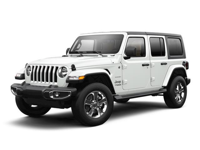 2021 Jeep Wrangler Unlimited Sahara (Stk: ) in Orillia - Image 1 of 1