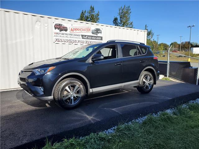 2017 Toyota RAV4 XLE AWD (Stk: p21-245) in Dartmouth - Image 1 of 18