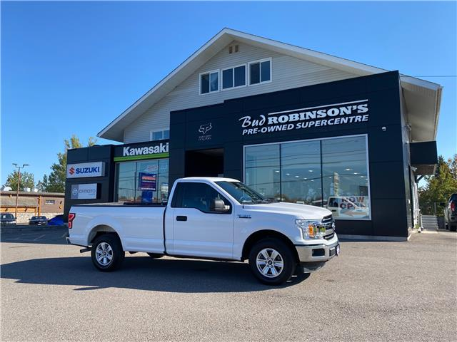2019 Ford F-150 XL (Stk: ) in Sault Ste. Marie - Image 1 of 21