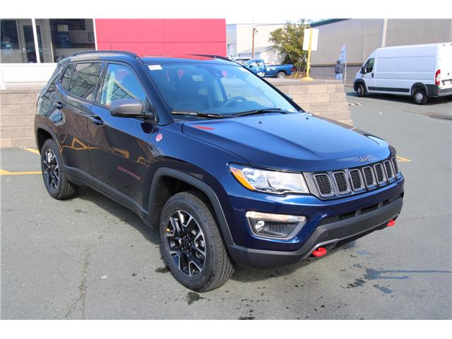 2021 Jeep Compass Trailhawk (Stk: PW3635) in St. John's - Image 1 of 30