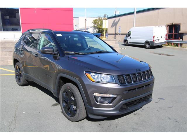 2021 Jeep Compass Altitude (Stk: PW3625) in St. John's - Image 1 of 21