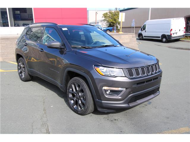 2021 Jeep Compass North (Stk: PW3680) in St. John's - Image 1 of 21